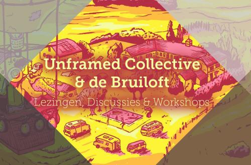 Unframed Collective de Bruiloft