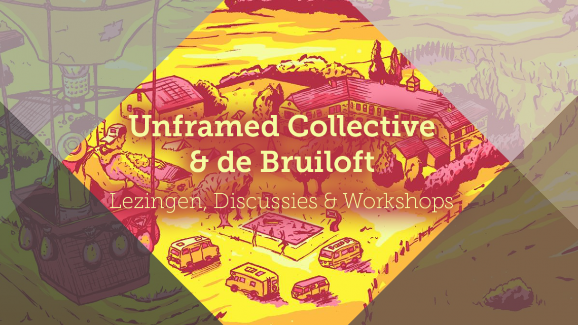 Unframed Collective de Bruiloft